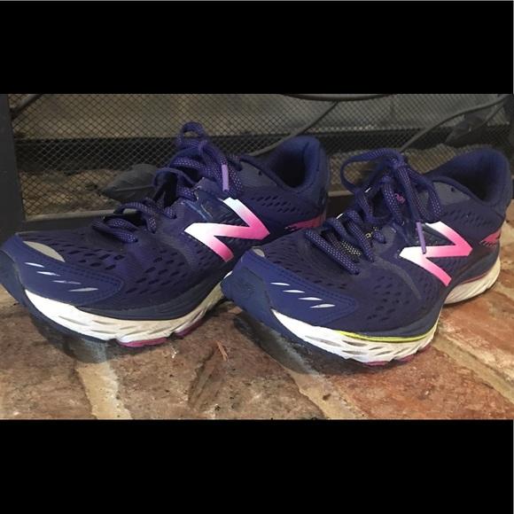 New Balance Running Shoes 88v6 Purple